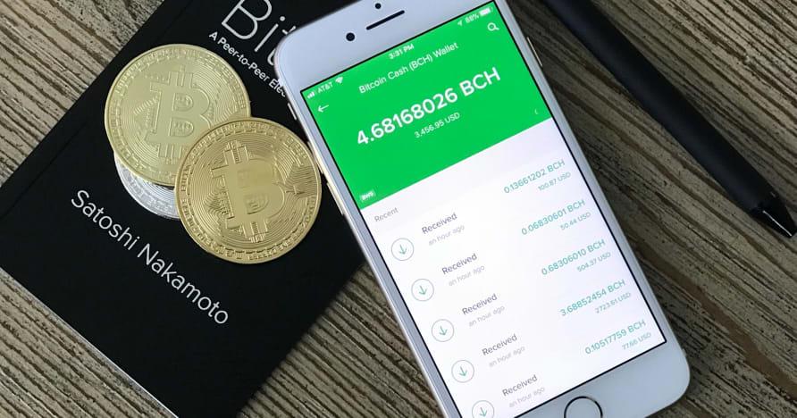 Első lépések a Bitcoin mobil kaszinókban