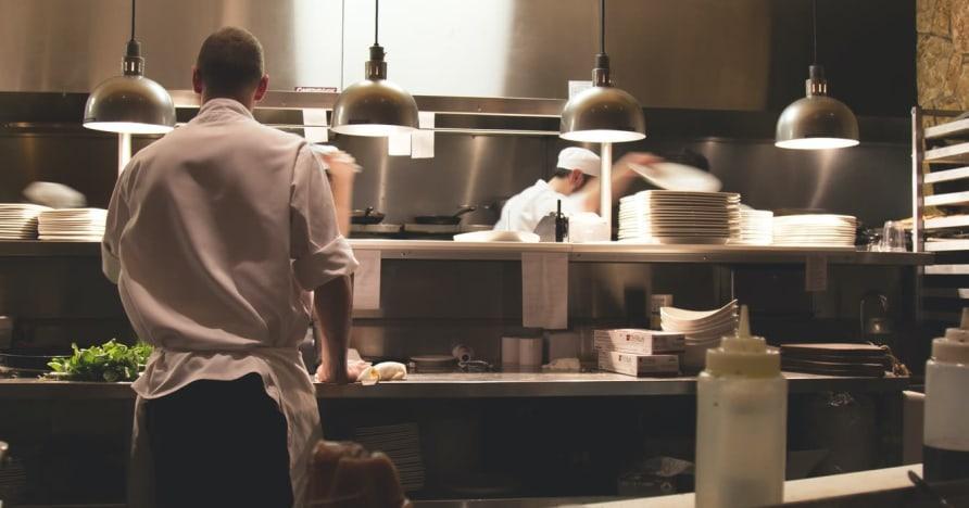 Figyelem Szakácsok! - A NetEnt kiadja Gordon Ramsay Hell konyháját