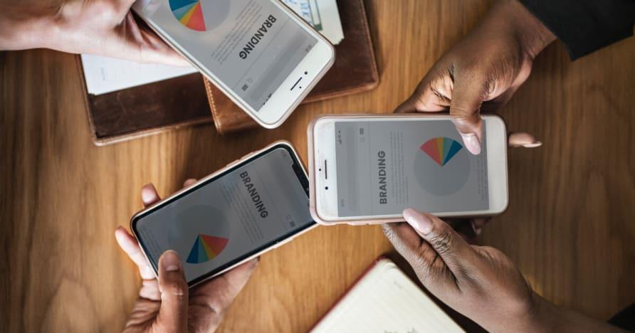 A mobil kaszinó alkalmazások előnyei