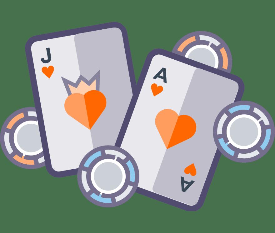 Játsszon Blackjack Online - a 91 legjobban fizető Mobil Kaszinó 2021