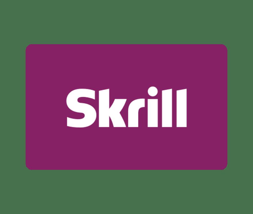 Top 83 Skrill Mobil Kaszinós 2021 -Low Fee Deposits