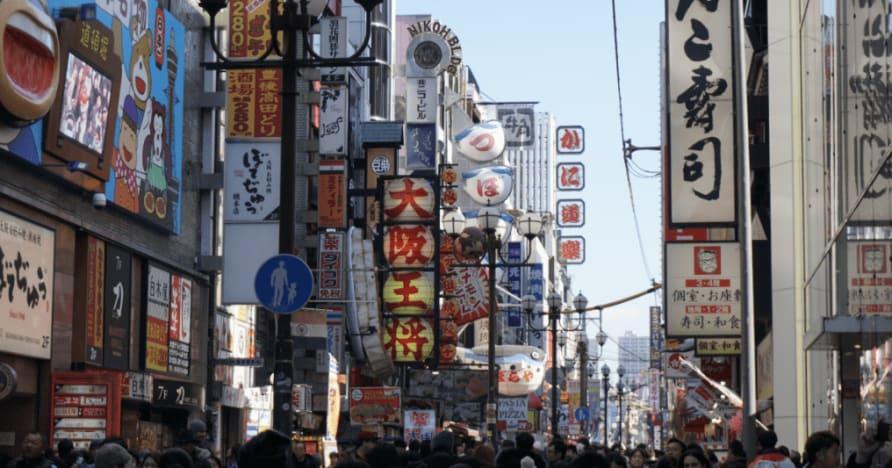 7 legjobb online japán fogadási játék