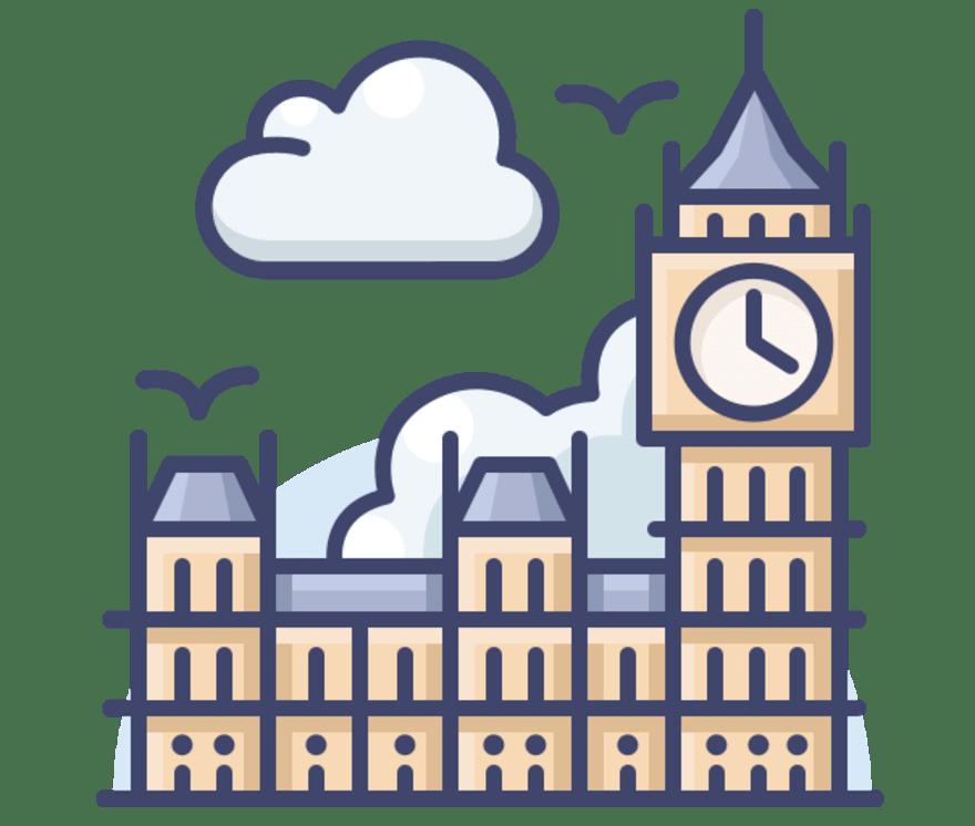 A 27 legjobb Mobil kaszinó, Egyesült Királyság 2021