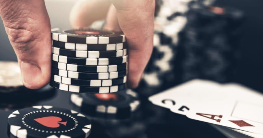 5 legnagyobb különbség a póker és a blackjack között