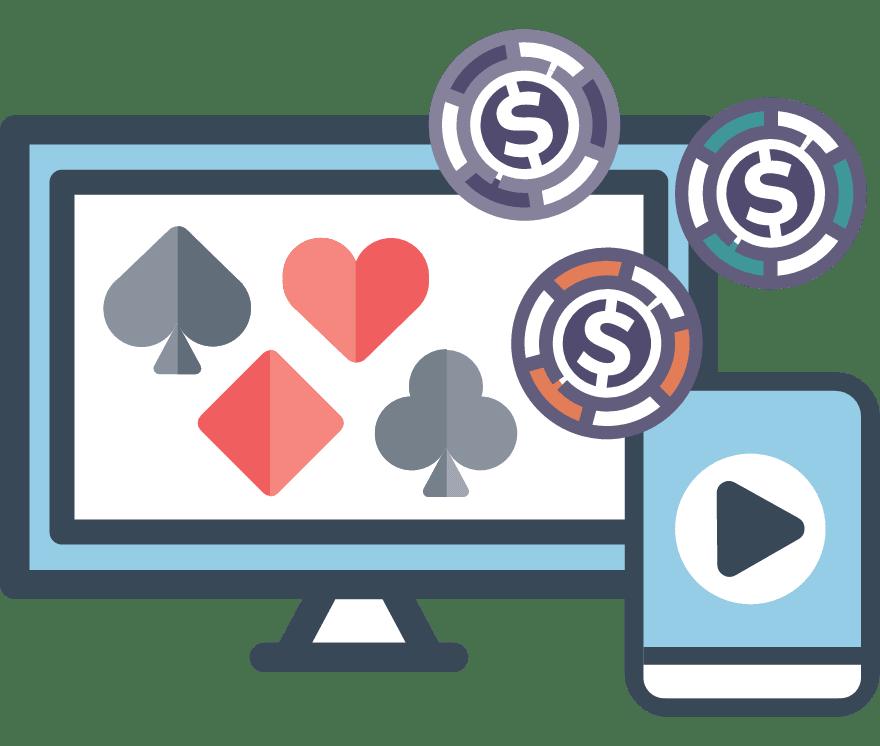 Játsszon Videópóker Online - a 46 legjobban fizető Mobil Kaszinó 2021