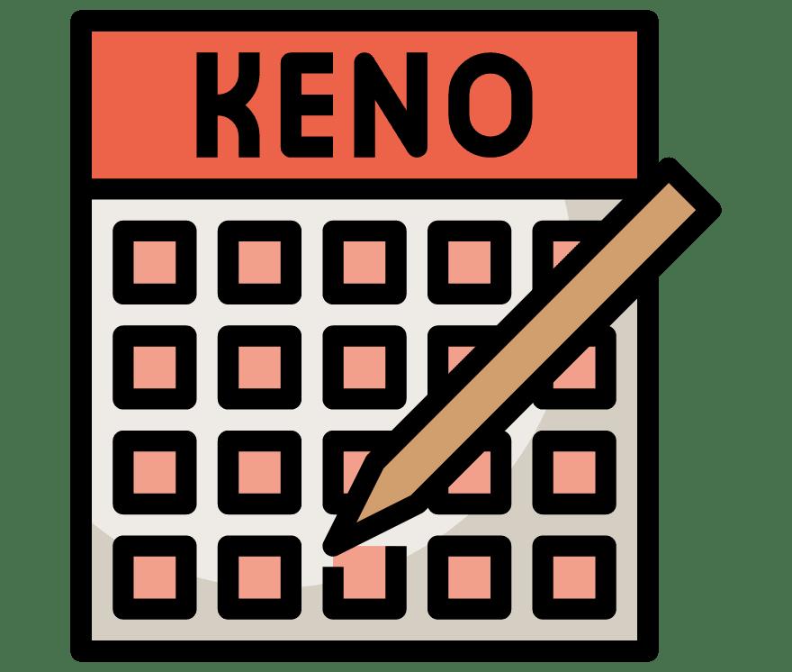 Játsszon Keno Online - a 27 legjobban fizető Mobil kaszinó 2021