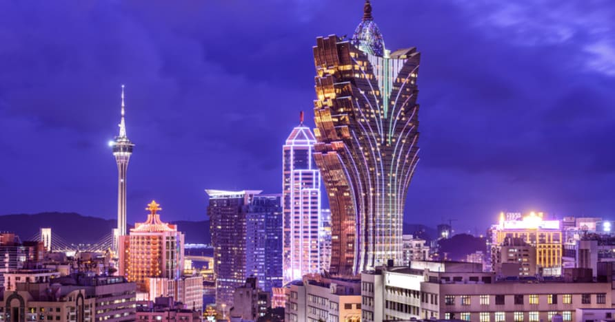 Keleti kirándulásra indul a Betsoft Mr. Macau-val