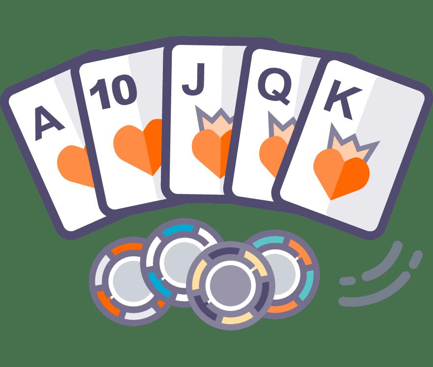 Játsszon Texas Holdem Online - a 23 legjobban fizető Mobil Kaszinó 2021