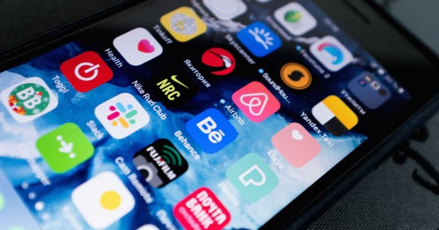 Mobil szerencsejáték-alkalmazás kiválasztása