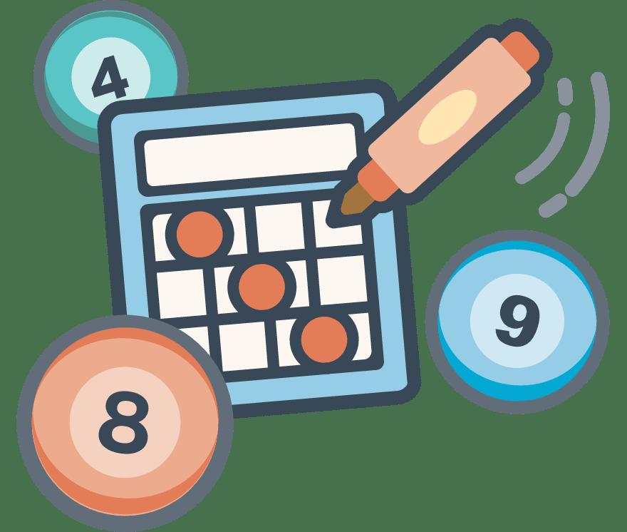 Játsszon Bingo Online - a 35 legjobban fizető Mobil Kaszinó 2021
