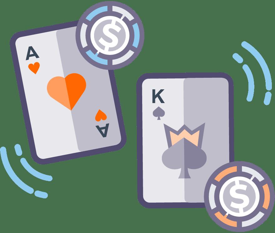 Játsszon Casino War Online - a 3 legjobban fizető Mobil Kaszinó 2021